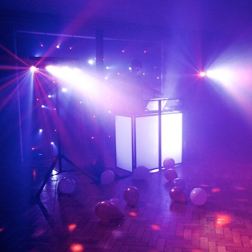 Discos for hire, discos in Scotland