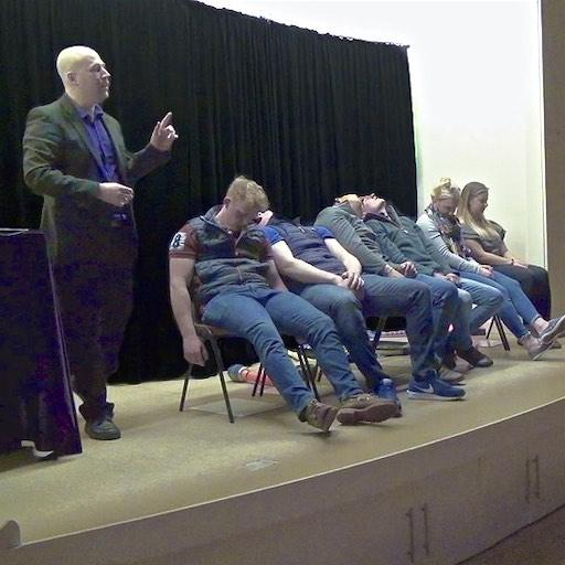 hypnotist in Scotland
